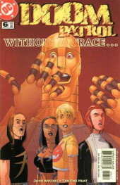Doom Patrol Vol.3 (DC cComics - 2001) -6- Without a Trace...
