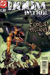 Doom Patrol Vol.3 (DC cComics - 2001) -2- Fools' Errand!