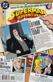 Superman Adventures (1996) -9- Return of the Hero