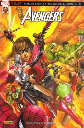 Marvel Legacy - Avengers (Marvel France - 2018) -2- Mondes en collision