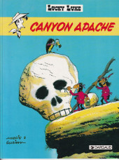 Lucky Luke (Pub et Pastiches) -37Mc Do- Canyon Apache