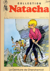 Natacha - La Collection (Hachette) -15- La ceinture de cherchemidi