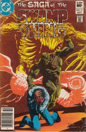 Swamp Thing (1982) -17- ...And Things That Go Bump in the Night