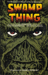 Swamp Thing (1982) (Titan Books) -INT01- Swamp Thing Volume One