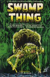 Swamp Thing (1982) (Titan Books) -INT02- Swamp Thing Volume Two