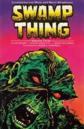 Swamp Thing (1982) (Titan Books) -INT03- Swamp Thing Volume Three