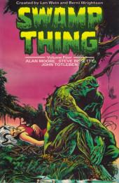 Swamp Thing (1982) (Titan Books) -INT04- Swamp Thing Volume Four