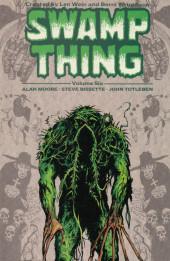 Swamp Thing (1982) (Titan Books) -INT06- Swamp Thing Volume Six