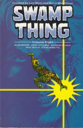 Swamp Thing (1982) (Titan Books) -INT08- Swamp Thing Volume Eight