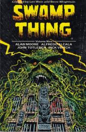 Swamp Thing (1982) (Titan Books) -INT09- Swamp Thing Volume Nine