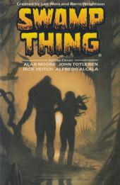 Swamp Thing (1982) (Titan Books) -INT11- Swamp Thing Volume Eleven