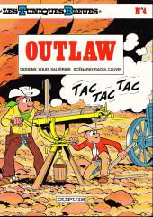Les tuniques Bleues -4b1987- Outlaw