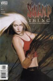 Swamp Thing Vol.3 (Vertigo - 2000) -1- In Lieu of Flowers