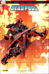 Marvel Legacy - Deadpool (Marvel France - 2018) -2- On aura bien profité