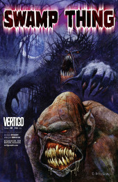 Swamp Thing Vol.4 (DC comics - 2004) -10- (sans titre)