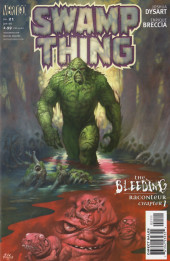 Swamp Thing Vol.4 (DC comics - 2004) -21- The Bleeding Raconteur, Part 1: