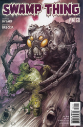 Swamp Thing Vol.4 (DC comics - 2004) -24- (sans titre)