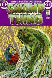Swamp Thing (1972) -1- Dark Genesis!