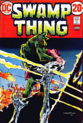 Swamp Thing Vol.1 (DC comics - 1972) -3- The Patchwork Man