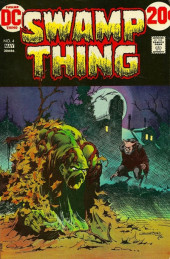 Swamp Thing (1972) -4- Monster on the Moors!
