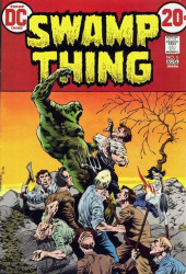 Swamp Thing Vol.1 (DC comics - 1972) -5- The Last of the Ravenwind Witches!