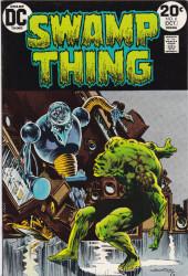 Swamp Thing (1972) -6- A Clockwork Horror