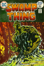 Swamp Thing (1972) -9- The Stalker from Beyond!