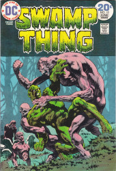 Swamp Thing (1972) -10- The Man Who Would Not Die!