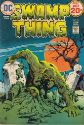 Swamp Thing Vol.1 (DC comics - 1972) -13- The Leviathan Conspiracy