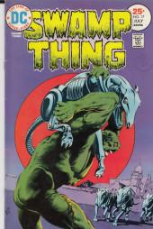 Swamp Thing Vol.1 (DC comics - 1972) -17- The Destiny Machine