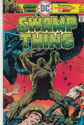 Swamp Thing Vol.1 (DC comics - 1972) -19- A Second Time to Die