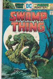 Swamp Thing Vol.1 (DC comics - 1972) -20- The Mirror Monster
