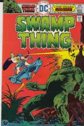 Swamp Thing Vol.1 (DC comics - 1972) -21- Requiem