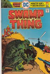 Swamp Thing Vol.1 (DC comics - 1972) -22- The Solomon Plague