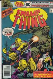 Swamp Thing Vol.1 (DC comics - 1972) -24- The Earth Below