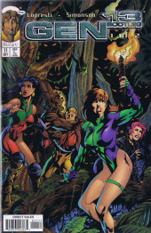 Gen13 Bootleg (1996) -11- The Castle Of Doctor Monstro! Part 1