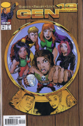 Gen13 Bootleg (1996) -14- Issue 14
