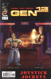 Gen13 Bootleg (1996) -17- Virgil Chu's Reality