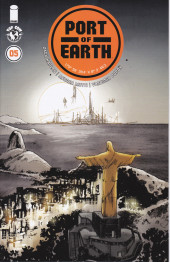Port Of Earth (2017) -5- Port Of Earth #5