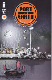 Port Of Earth (2017) -6- Port Of Earth #6