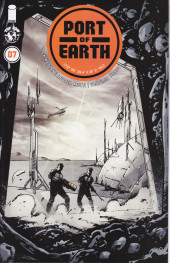Port Of Earth (2017) -7- Port Of Earth #7
