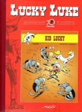 Lucky Luke (Edición Coleccionista 70 Aniversario) -82- Kid Lucky