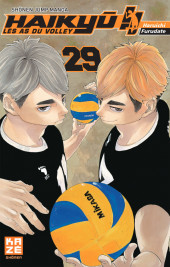 Haikyu !! Les As du Volley -29- Tome 29