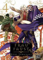 Frau faust -4- Tome 4