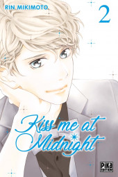 Kiss me at Midnight -2- Tome 2