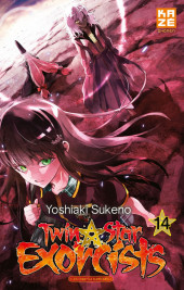 Twin Star Exorcists -14- Tome 14
