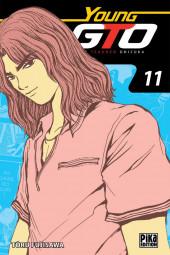 Young GTO - Shonan Junaï Gumi (Volume Double) -11- Tome 11