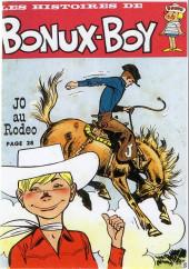 Bonux-Boy (Les histoires de) -85692- Jo au rodéo