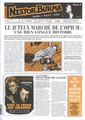 Nestor Burma (Feuilleton) -11- Corrida aux Champs Elysées - Numéro 2