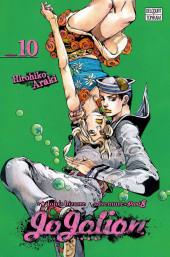 Jojo's Bizarre Adventure - Jojolion -10- Volume 10